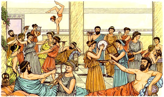 Ancient Greek Symposium